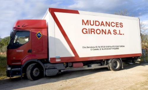 Mudances Girona